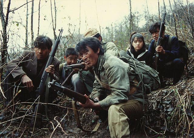 あらかじめ失われた革命(涙) 映画「南部軍」観てきました_a0164296_1732048.jpg