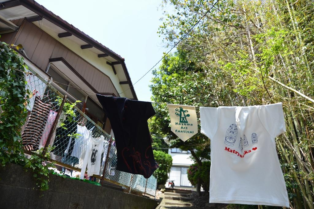 葉山芸術祭 マッタリロッカ_d0065116_2023629.jpg