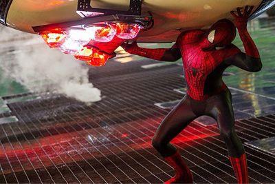 「アメイジング スパイダーマン2」_c0118119_18502723.jpg
