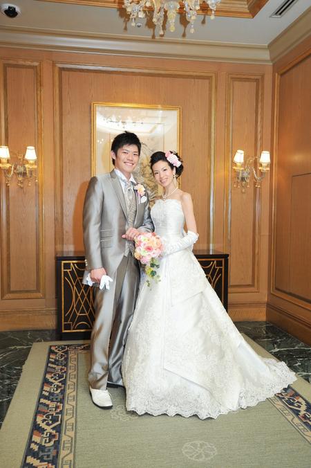 新郎新婦様からのメール 椿山荘東京さまへ 一年越しに_a0042928_2137072.jpg