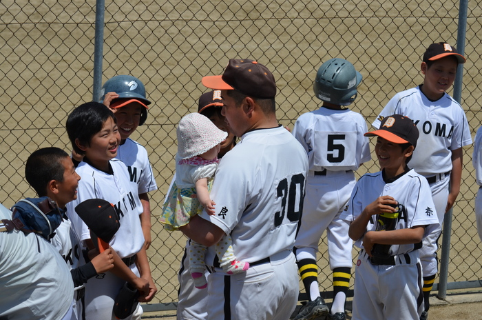 Bチーム 5/4(日) 8チーム合同練習試合_b0296154_22221522.jpg