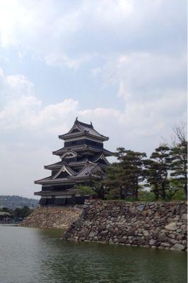安曇野ワイナリー→松本城へ。_d0064366_18584629.jpg