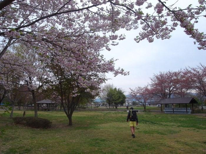 2014.4.26-4.28 塩の道トレイル day3 〜穂高かじかの里-松本~_b0219778_15101997.jpg