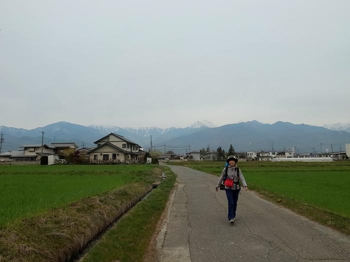 2014.4.26-4.28 塩の道トレイル day3 〜穂高かじかの里-松本~_b0219778_15433564.jpg