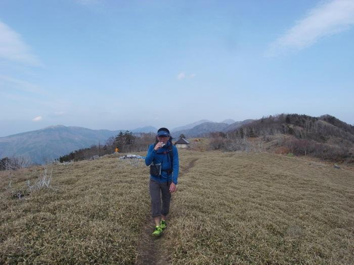 2014.5.3-4 四国 剣山ー三嶺縦走 day1_b0219778_2218334.jpg