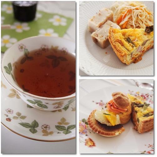 ~Spring Tea Party~@北野_d0078486_4185762.jpg