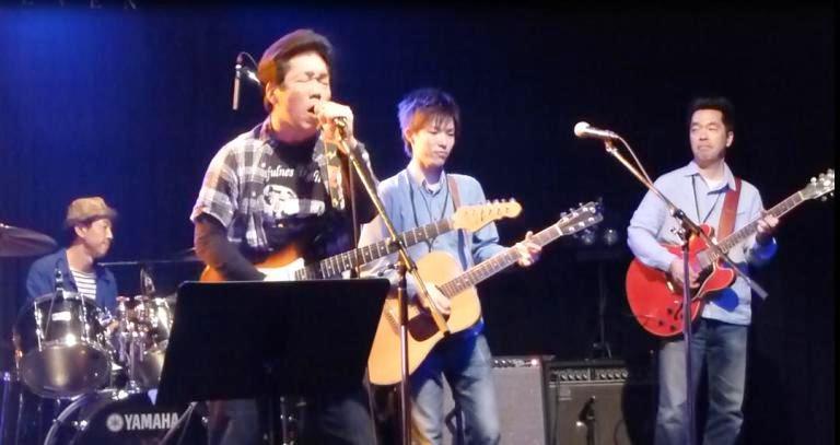 2014年5月4日、カラフルどんたくライブ@Gate\'7、第1部のライブレポ♪_e0188087_14524628.jpg