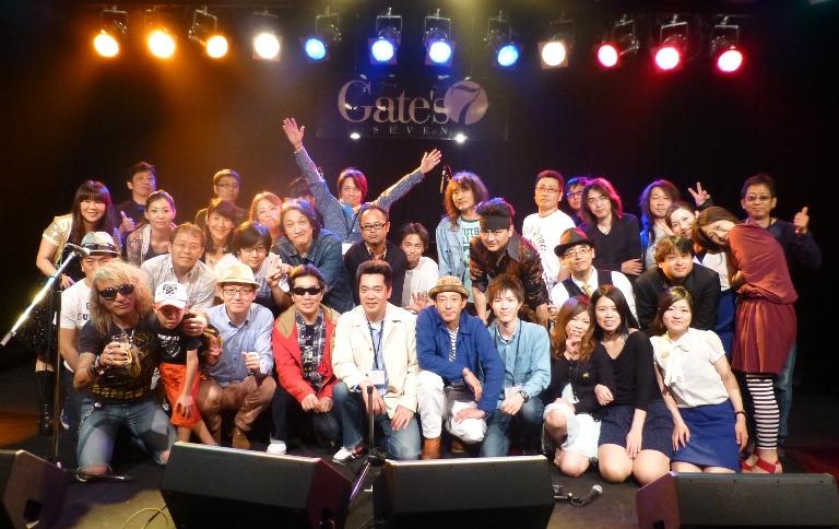 2014年5月4日、カラフルどんたくライブ@Gate\'7、第1部のライブレポ♪_e0188087_5105726.jpg