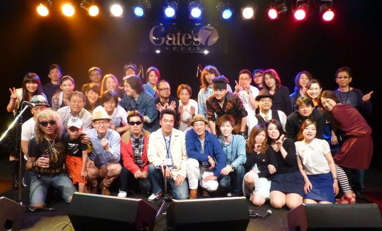 2014年5月4日、カラフルどんたくライブ@Gate\'7、第1部のライブレポ♪_e0188087_511163.jpg