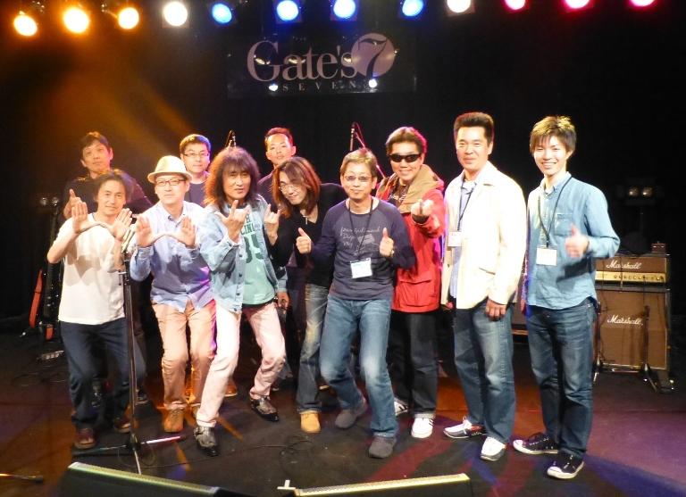 2014年5月4日、カラフルどんたくライブ@Gate\'7、第1部のライブレポ♪_e0188087_5141620.jpg
