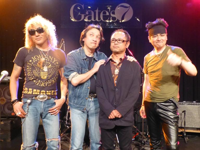 2014年5月4日、カラフルどんたくライブ@Gate\'7、第1部のライブレポ♪_e0188087_517029.jpg