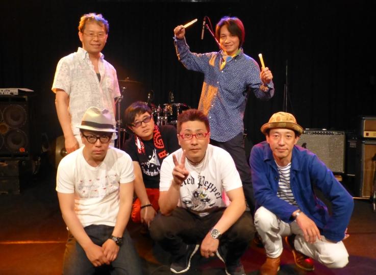 2014年5月4日、カラフルどんたくライブ@Gate\'7、第1部のライブレポ♪_e0188087_520436.jpg