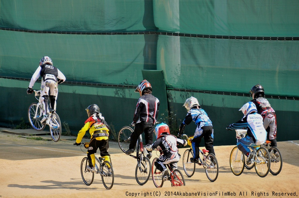 2014Jシリーズ /西日本シリーズ 第1戦 inサイクルピア岸和田 VOL7:B9〜10,11〜12歳決勝_b0065730_19483923.jpg