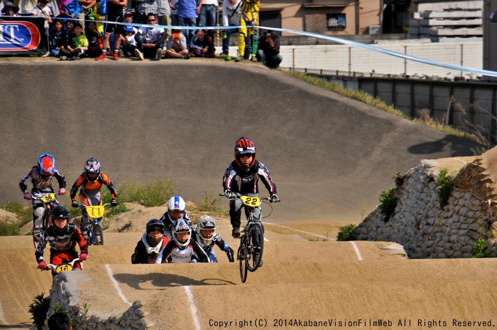 2014Jシリーズ /西日本シリーズ 第1戦 inサイクルピア岸和田 VOL7:B9〜10,11〜12歳決勝_b0065730_19505482.jpg