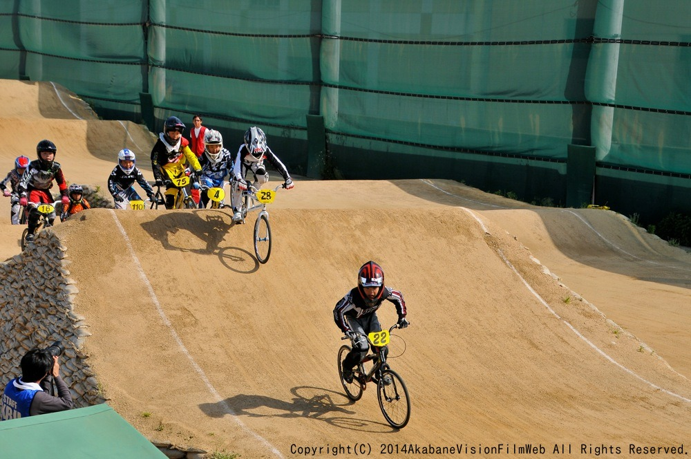 2014Jシリーズ /西日本シリーズ 第1戦 inサイクルピア岸和田 VOL7:B9〜10,11〜12歳決勝_b0065730_19514793.jpg