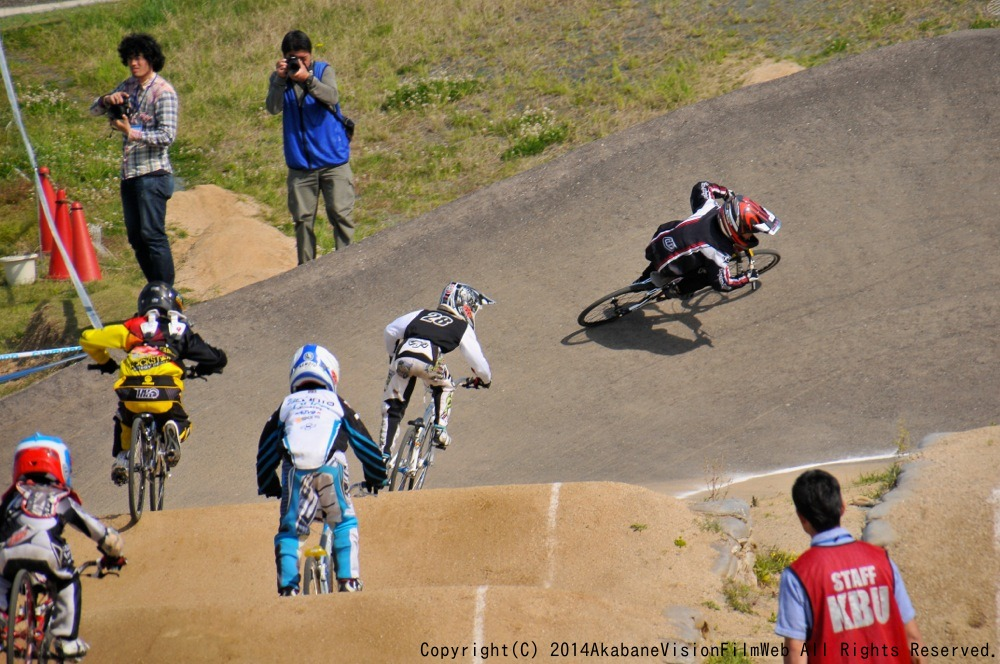 2014Jシリーズ /西日本シリーズ 第1戦 inサイクルピア岸和田 VOL7:B9〜10,11〜12歳決勝_b0065730_1954868.jpg