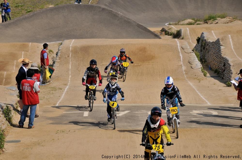 2014Jシリーズ /西日本シリーズ 第1戦 inサイクルピア岸和田 VOL7:B9〜10,11〜12歳決勝_b0065730_19555633.jpg