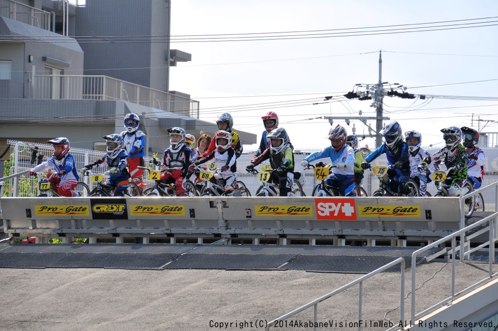 2014Jシリーズ /西日本シリーズ 第1戦 inサイクルピア岸和田 VOL7:B9〜10,11〜12歳決勝_b0065730_19584593.jpg