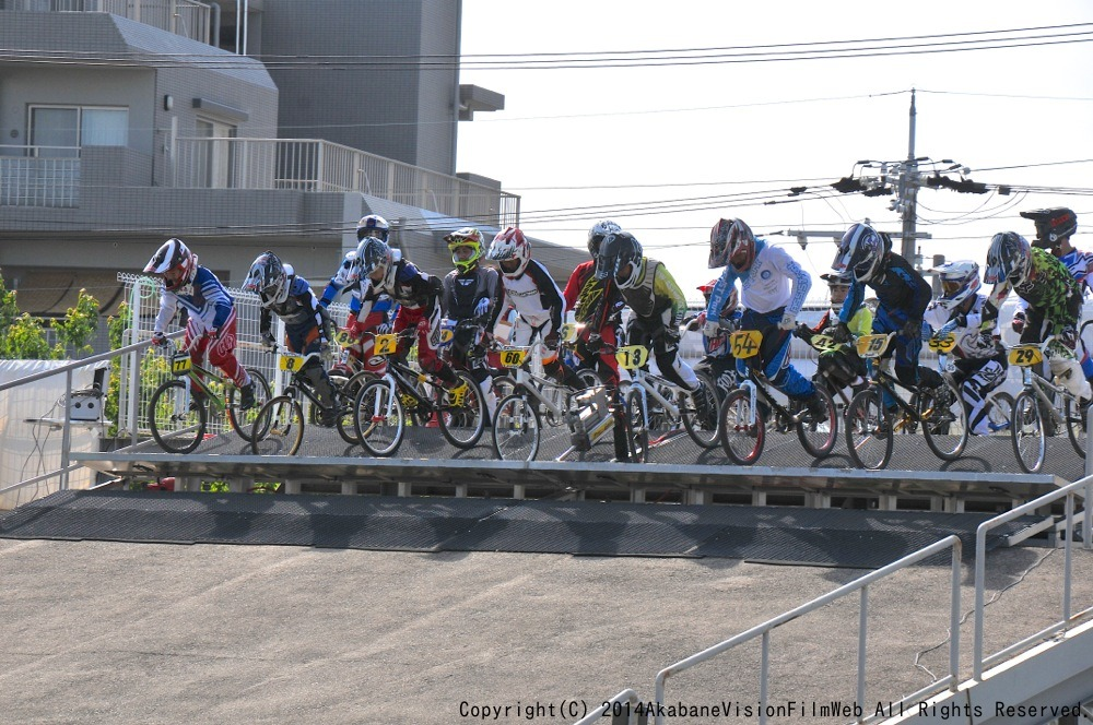 2014Jシリーズ /西日本シリーズ 第1戦 inサイクルピア岸和田 VOL7:B9〜10,11〜12歳決勝_b0065730_19591526.jpg