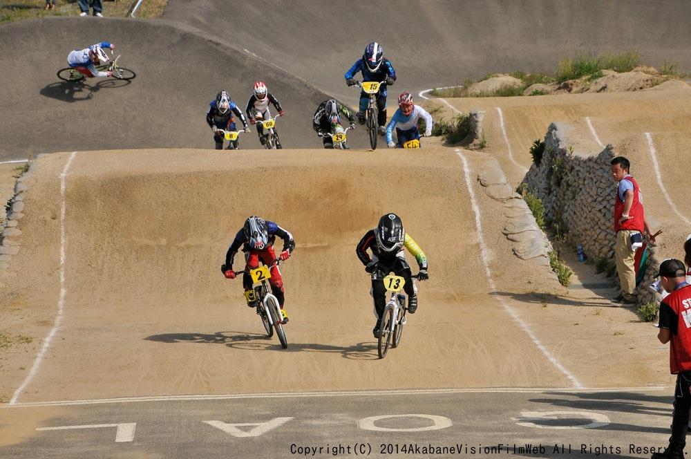 2014Jシリーズ /西日本シリーズ 第1戦 inサイクルピア岸和田 VOL7:B9〜10,11〜12歳決勝_b0065730_20102696.jpg