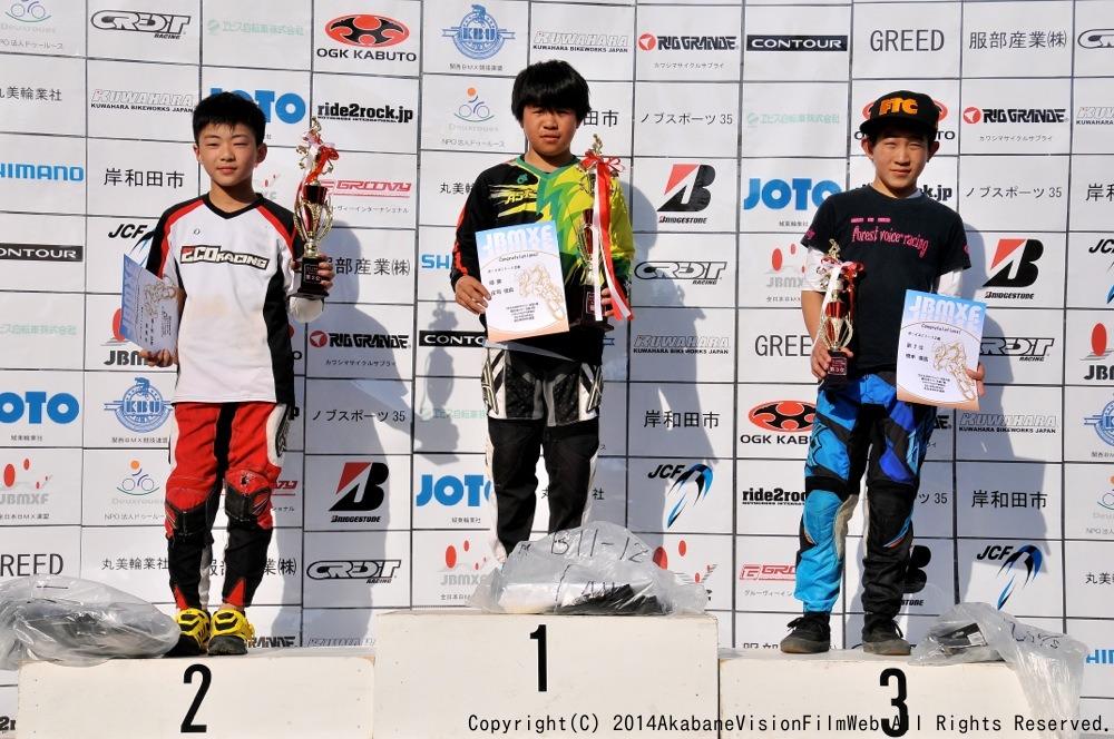 2014Jシリーズ /西日本シリーズ 第1戦 inサイクルピア岸和田 VOL7:B9〜10,11〜12歳決勝_b0065730_20115477.jpg