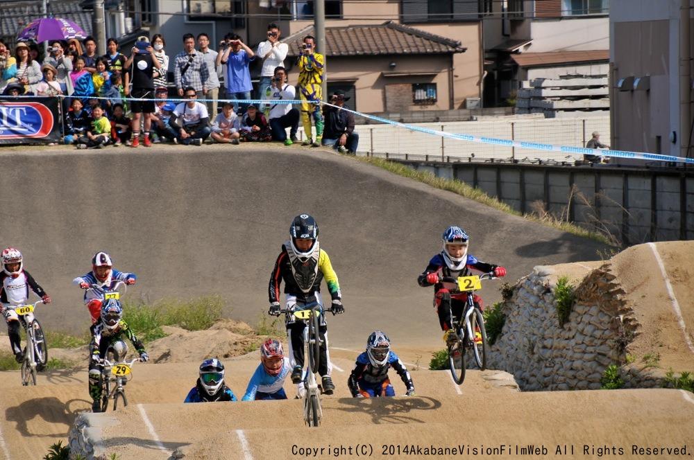 2014Jシリーズ /西日本シリーズ 第1戦 inサイクルピア岸和田 VOL7:B9〜10,11〜12歳決勝_b0065730_2033465.jpg