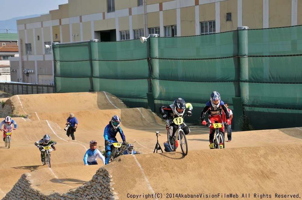 2014Jシリーズ /西日本シリーズ 第1戦 inサイクルピア岸和田 VOL7:B9〜10,11〜12歳決勝_b0065730_2041714.jpg