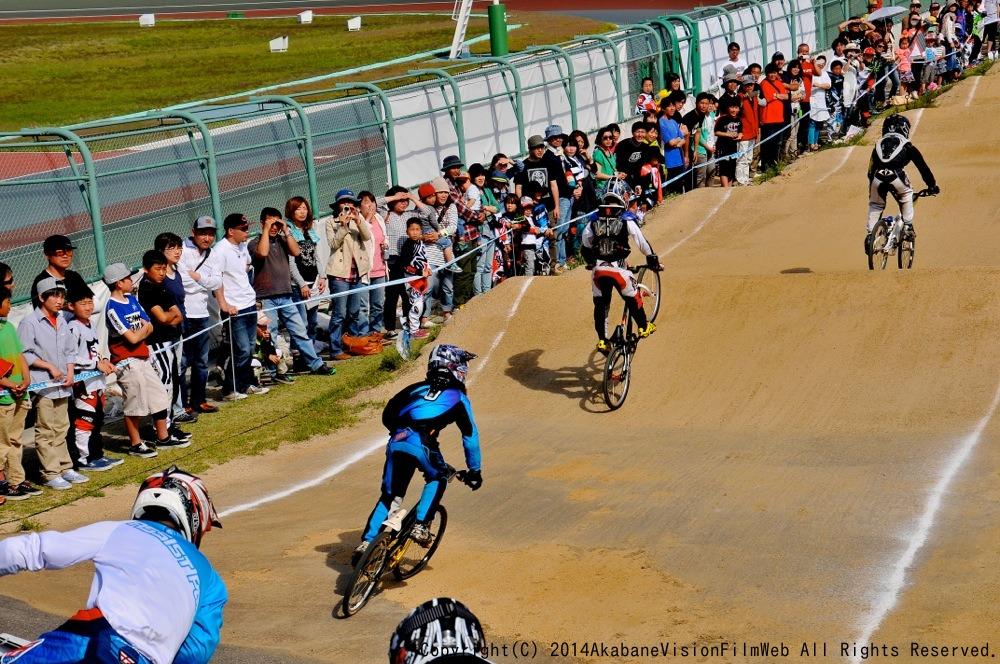 2014Jシリーズ /西日本シリーズ 第1戦 inサイクルピア岸和田 VOL7:B9〜10,11〜12歳決勝_b0065730_206877.jpg