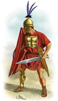 高盧對羅馬的影響-布倫努斯入侵羅馬_e0040579_7421159.png
