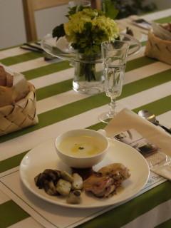 パルケ先生4月 dish lesson『はじめてのグリーンスムージーとヘルシープレート』_e0159185_18125418.jpg