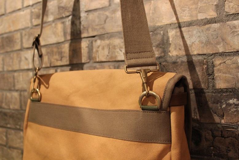 """SLOW \""""mail shloulder bag\"""" ご紹介_f0191324_10223526.jpg"""