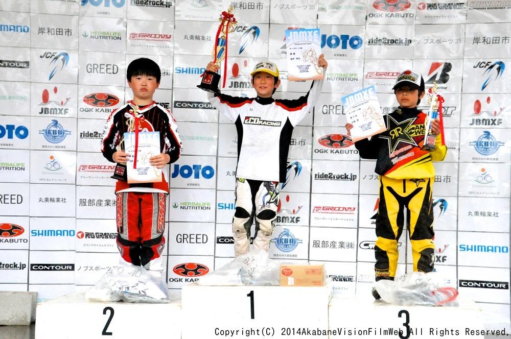 2014Jシリーズ /西日本シリーズ 第2戦 inサイクルピア岸和田 VOL7:ボーイズ9〜10,11〜12決勝_b0065730_21205835.jpg