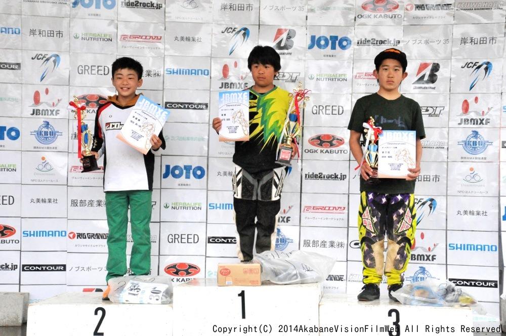 2014Jシリーズ /西日本シリーズ 第2戦 inサイクルピア岸和田 VOL7:ボーイズ9〜10,11〜12決勝_b0065730_2131142.jpg