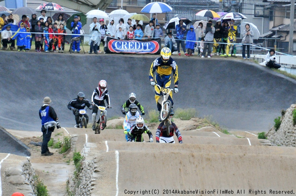 2014Jシリーズ /西日本シリーズ 第2戦 inサイクルピア岸和田 VOL9:メンズ17〜29,30+決勝_b0065730_23282788.jpg
