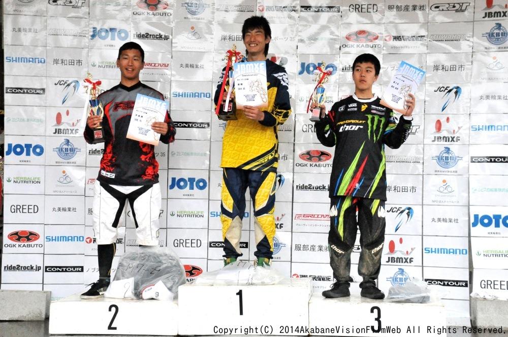2014Jシリーズ /西日本シリーズ 第2戦 inサイクルピア岸和田 VOL9:メンズ17〜29,30+決勝_b0065730_23314193.jpg