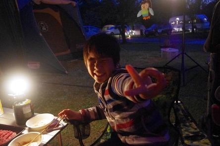 ケイ坊★初キャンプ(1日目)_c0113733_01786.jpg