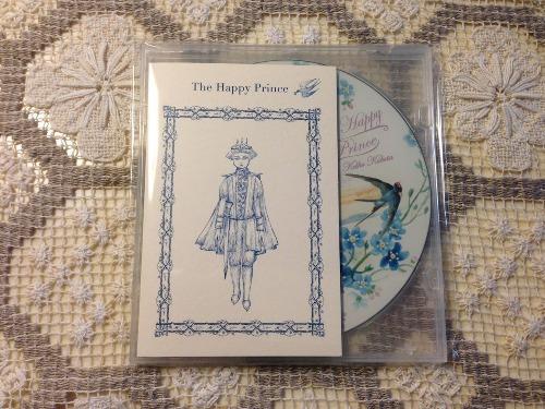 「幸福の王子」 ♡ ポストカードブック&CD_c0203401_12343947.jpg