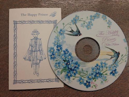 「幸福の王子」 ♡ ポストカードブック&CD_c0203401_12415822.jpg