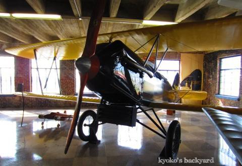 Kansas Aviation Museum その2_b0253205_3254622.jpg