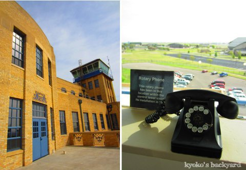 Kansas Aviation Museum その2_b0253205_3285377.jpg