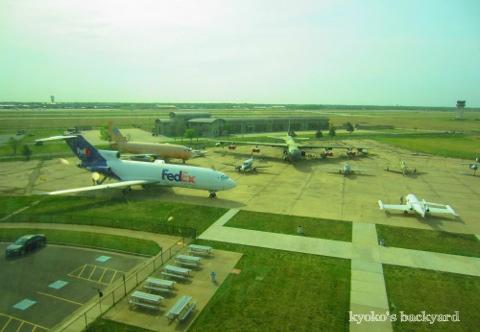 Kansas Aviation Museum その2_b0253205_330444.jpg
