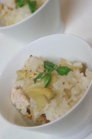ひき肉と水菜の具沢山スープ♪ & 季節のこと♪_f0141419_06020649.jpg