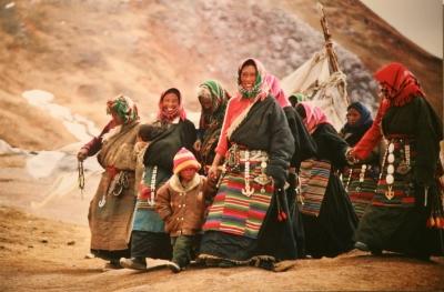 渡辺一枝写真展「消されゆくチベット」始まる_d0178431_21203113.jpg