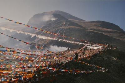 渡辺一枝写真展「消されゆくチベット」始まる_d0178431_21304758.jpg