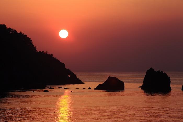 日の入り_a0294534_1822672.jpg