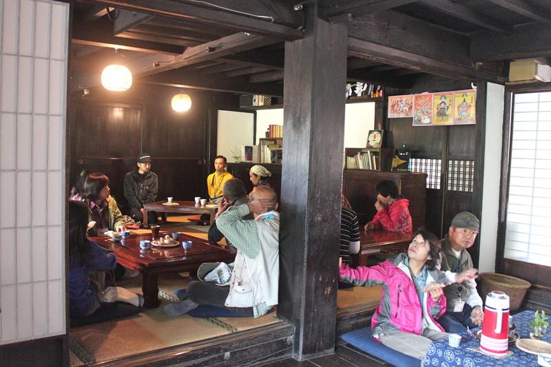 PRIRETさんとゆく、天狗岩〜シラケ山_b0209774_1516795.jpg