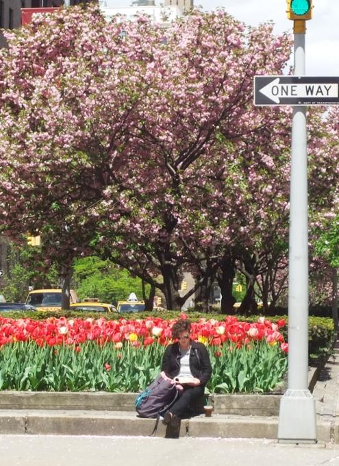 春のニューヨークのパーク・アベニュー_b0007805_1342054.jpg