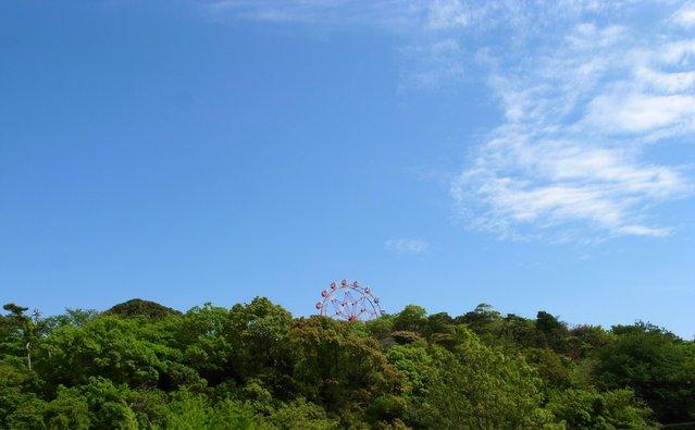みさき公園 海のみえる総合レジャーランド(わたしのお気に入り)_f0209122_1072216.jpg