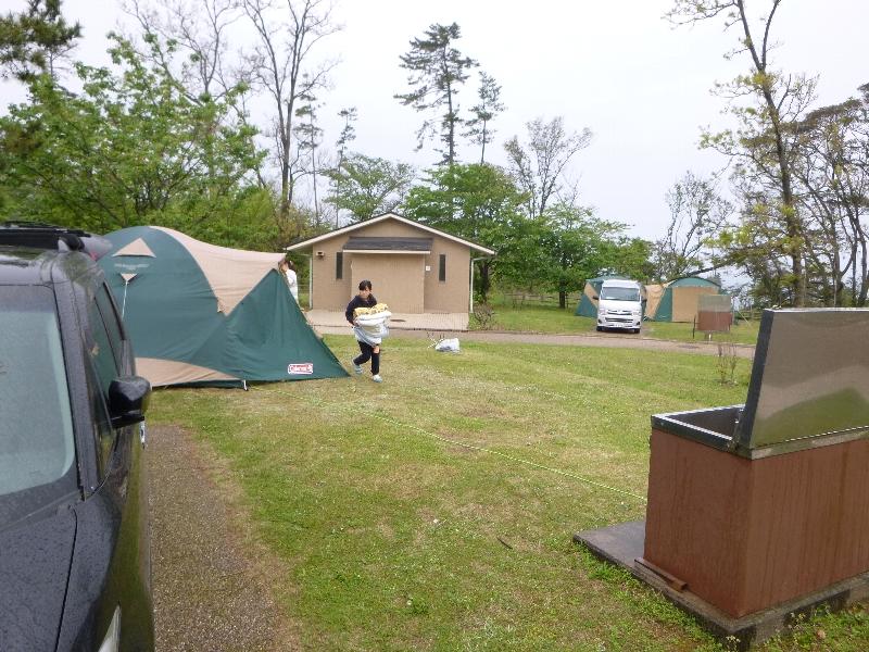ケイ坊★初キャンプ(3日目)_c0113733_2384617.jpg