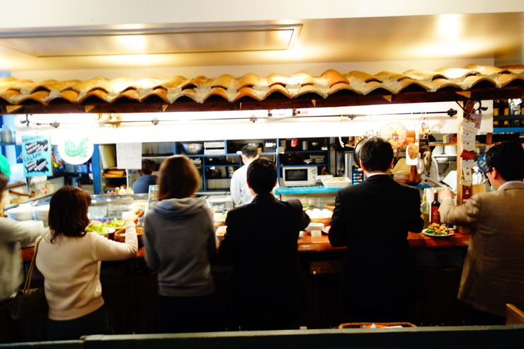 Taverna & Bar ITALIANO Tharros (タロス) 渋谷/南イタリア サルデーニャ島料理_a0287336_17155981.jpg